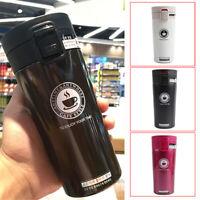 Edelstahl Kaffeetasse Isolationszeit 6-12 Stunden Vakuum Mode Becher 380ml