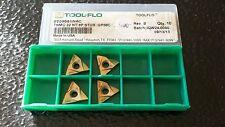Toolflo TNMC 32 NT 8P STUB GP50C NEW Carbide Inserts 4 pcs