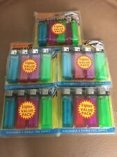Lot Of 40 Cigarette Lighters Strike & Lite