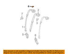 Saturn GM OEM 03-07 Ion Rear Seat Belt-Bracket 90583859