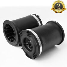2PCS New 2003-2009 Rear Air Suspension Bags Air Springs For Hummer H2