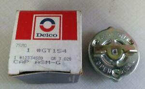 NOS ACDelco GT154 Fuel Cap
