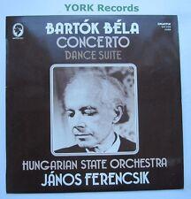 SLPX 12346 - BARTOK - Concerto / Dance Suite FERENCSIK - Excellent Con LP Record