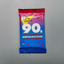 90's Nostalgia Expansion Pack Cards Against Booster Sealed