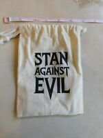 STAN Against Evil Promo Pouch w/ matches Willard Mill Cemetary  B7