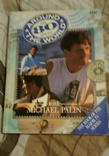 Around the World in 80 Days (Paperback, 1991) signed by Michael Palin