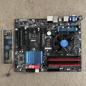 Gigabyte GA-Z77X-D3H LGA 1155 Motherboard IO Shield Core i7 3770K @3.5GHz 8G RAM