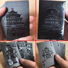 Black Diamond   Playing Cards   Poker Limited Edition