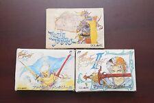Famicom Fc Final Fantasy 1 2 3 I Ii Iii Boxed Japan Nes Games Us Seller