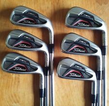 Titleist AP1 712 Iron Set 5-PW Stiff Flex Steel TT Dynalite Gold XP S300 Shafts!