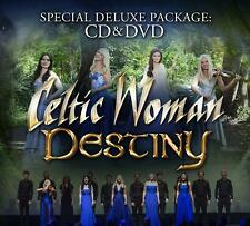 Celtic Woman - Destiny  (Deluxe Ed) CD+DVD