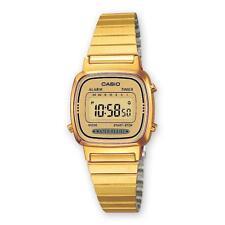 Casio La670wga-9df Quarzwerk Damen-armbanduhr