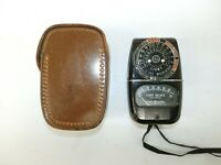 GE General Electric Vintage Exposure Meter Model 8DW58Y4 No. C74590