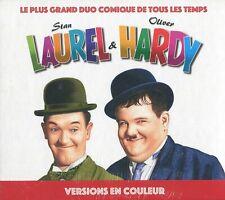 Laurel & Hardy : Versions en couleur / In Colour (11 DVD)