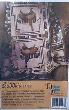 Saddles #1169 Quilt pattern by Pam Bono Designs