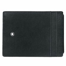 Montblanc Meisterstück Custodia tascabile 4 scomparti, portadocumento pelle 2665