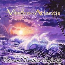 VISIONS OF ATLANTIS - ETERNAL ENDLESS INFINITY - CD