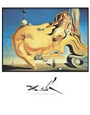 """Le Grand Masturbateur"" by Salvador Dali - Fine Art Print 28 x 22"