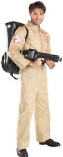 Ghostbusters 80's Fancy Dress Adult Mens Ghostbuster 1980s Halloween Costume