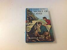 The Hardy Boys 7 The Secret of the Caves Franklin W Dixon Hardback Grosset 1964