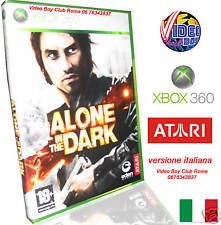 ALONE IN THE DARK NUOVO SIGILLATO VERSIONE IN ITALIANO MICROSOFT XBOX 360
