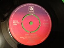 OLIVIA NEWTON JOHN . LONG LIVE LOVE  . 1974 PYE RECORDS ORIGINAL . EUROVISION