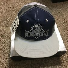 44fac89a9e1 Vintage 80s 90s NCAA College Georgetown University Hoyas Snap Back Hat