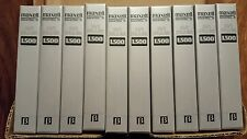 New sealed 10 Maxell epitaxial videocassette Beta