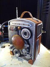 BioShock shortwave radio with Bluetooth cosplay prop