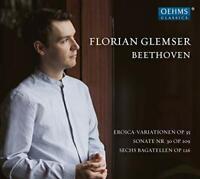 FLORIAN GLEMSER - BEETHOVENEROICAVAR [CD]