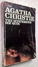 AGATHA CHRISTIE.THE MYSTERIOUS MR QUIN.1ST/1 PAN S/B 1973.ORIGINAL 1930