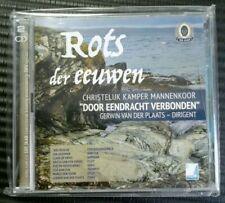 Rots der Eeuwen Christelijk Kamper Mannenkoor DEV Mens Christian Choir CD X 2.