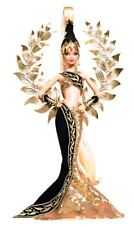 Golden Legacy Barbie By Bob Mackie Gold Label N6610 NRFB sealed in shipper
