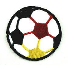 Appliokation zum Aufgügeln , Bügelbild 1-880 Fussball
