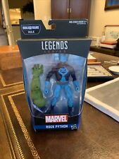 Hasbro Marvel Legends Series Rock Python 6-inch Collectible Action Figure Sealed