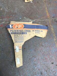 PEUGEOT 207 - O/SF WING - NON GENUINE -  MARK 2006 - 2012