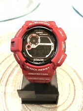 Casio G Shock G9300rd Rescue Red Mudman Rare