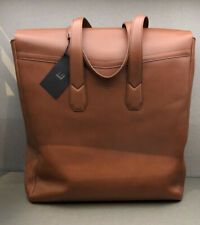 Dunhill Bag Tote 100% Leather Duke Large Zip TOTE BNWT Tan  RRP £2295