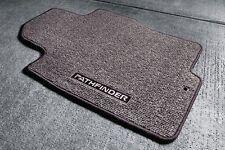 Nissan Pathfinder Factory Carpet OEM Floor Mats 2008-2012 CHARCOAL 999E2-XU031CH