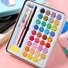 36 Color Solid  Watercolor Paint Set Portable Watercolor Paint Painting Artis