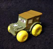 Disney Pixar Cars Hydro Wheels SARGE 1/55 Scale No Box