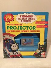 Thomas the Tank Engine Battery Operated Projector 1996 Rare