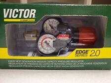 Victor Medium Duty Edge 20 Series Ess32 Acetylene Regulator 0781 3628 New