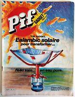 PIF-GADGET N°583 (26/05/1980) : PIF, HERCULE ET CIE [ABE]