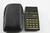 Vintage FOR PART Hewlett-Packard HP38C Business Programable Calculator