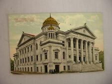 VINTAGE POSTCARD FIRST CHRISTIAN CHURCH IN OKLAHOMA CITY OKLAHOMA 1914