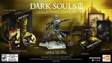 NEW Dark Souls 3 III: Collector's Edition (Sony PlayStation 4, 2016)