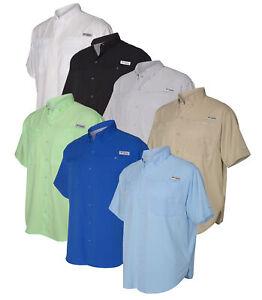 Columbia - PFG Tamiami II Short Sleeve Shirt - 128705 - Choose Size & Color