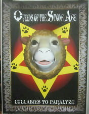 Queens Of The Stone Age - LULLABIES TO PARALYZE Promo Poster [2005] - VG++
