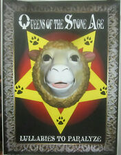 Queens Of The Stone Age - Lullabies To Paralyze Promo Poster [2005] - Vg+